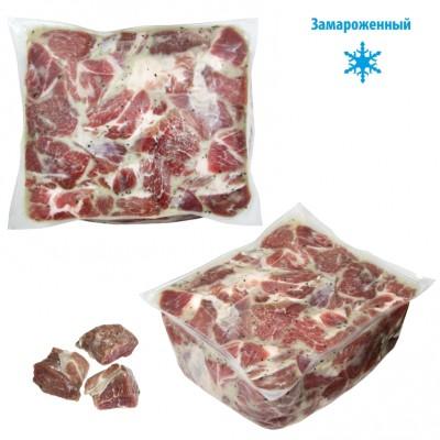 Шашлык из свиной шейки - маринад и рецепт с фото